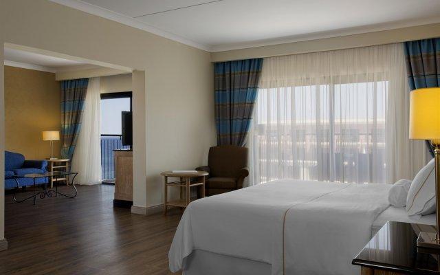 Отель The Westin Dragonara Resort Мальта, Сан Джулианс - 1 отзыв об отеле, цены и фото номеров - забронировать отель The Westin Dragonara Resort онлайн комната для гостей