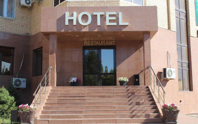 Гостиница Azat Hotel Казахстан, Нур-Султан - отзывы, цены и фото номеров - забронировать гостиницу Azat Hotel онлайн вид на фасад