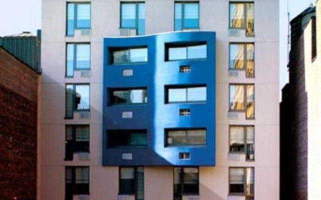 Отель Four Points by Sheraton Manhattan - Chelsea США, Нью-Йорк - отзывы, цены и фото номеров - забронировать отель Four Points by Sheraton Manhattan - Chelsea онлайн вид на фасад