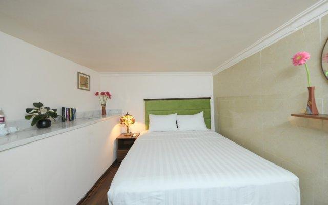 Отель Mr Sun Hotel - Travel Вьетнам, Ханой - отзывы, цены и фото номеров - забронировать отель Mr Sun Hotel - Travel онлайн комната для гостей