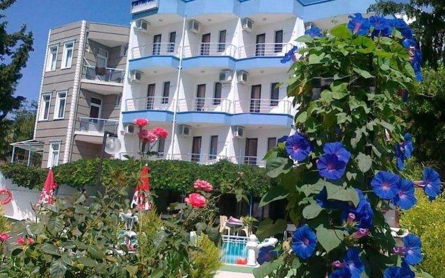 Golden Beach Hotel Турция, Алтинкум - отзывы, цены и фото номеров - забронировать отель Golden Beach Hotel онлайн вид на фасад