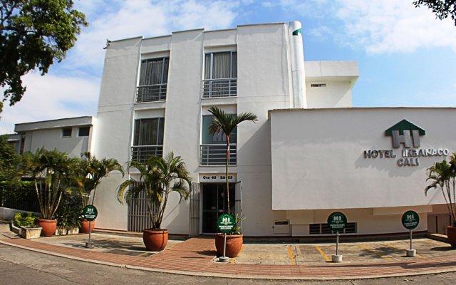 Отель Imbanaco Cali Колумбия, Кали - отзывы, цены и фото номеров - забронировать отель Imbanaco Cali онлайн вид на фасад
