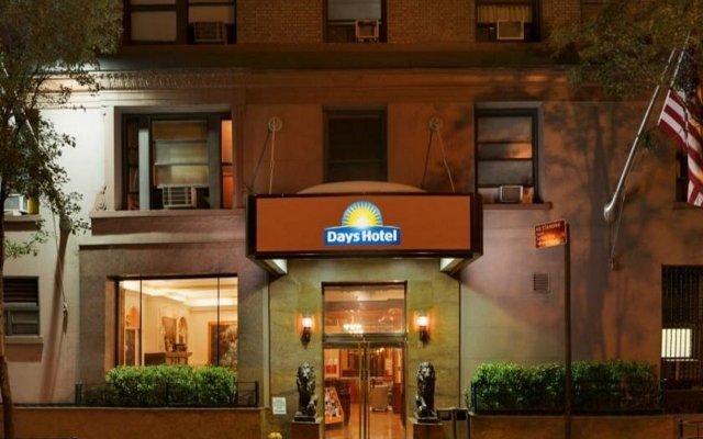 Отель Night Hotel Broadway США, Нью-Йорк - 1 отзыв об отеле, цены и фото номеров - забронировать отель Night Hotel Broadway онлайн вид на фасад