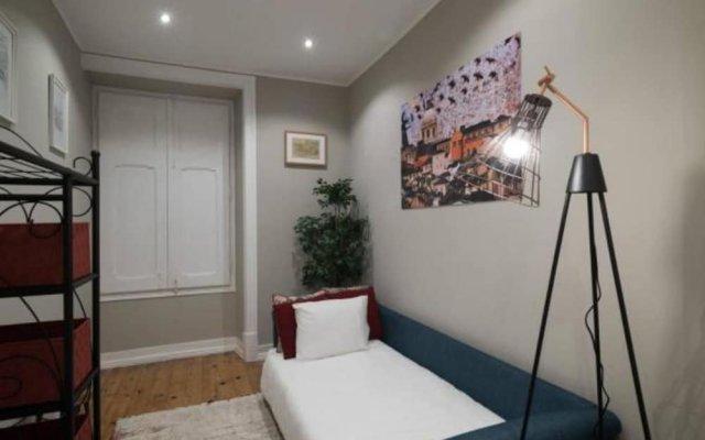 Отель Ola Lisbon - Principe Real III Лиссабон комната для гостей