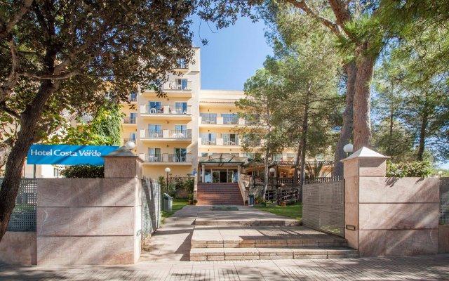 Отель Blue Sea Costa Verde вид на фасад