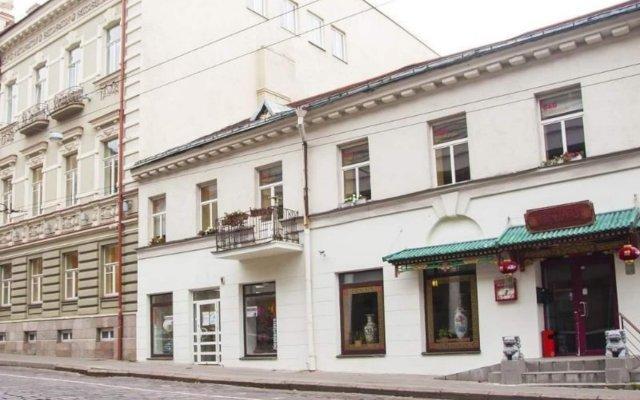 Отель In Astra Литва, Вильнюс - отзывы, цены и фото номеров - забронировать отель In Astra онлайн