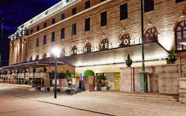 Отель Clarion Hotel Post Швеция, Гётеборг - отзывы, цены и фото номеров - забронировать отель Clarion Hotel Post онлайн вид на фасад