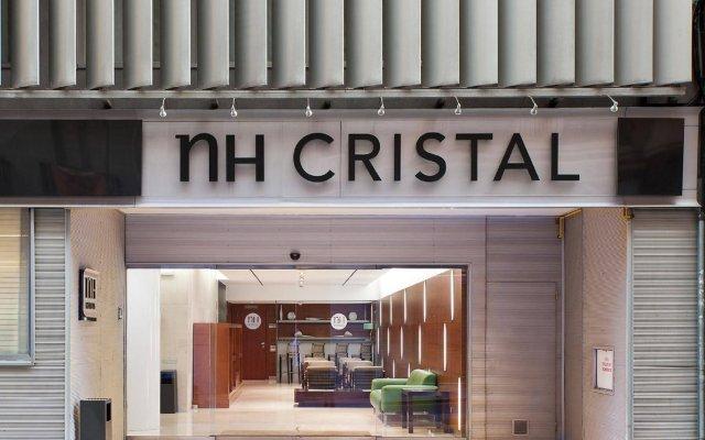 Отель Nh Rambla de Alicante вид на фасад