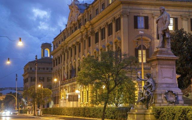 Отель XX Settembre вид на фасад