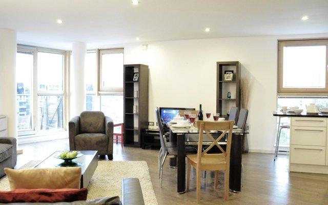 Отель Southwark Nike Apartments Великобритания, Лондон - отзывы, цены и фото номеров - забронировать отель Southwark Nike Apartments онлайн комната для гостей