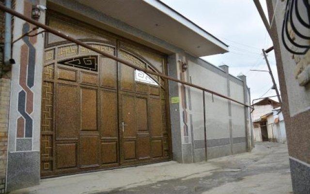 Отель Abdu - Bahodir 2 Узбекистан, Самарканд - отзывы, цены и фото номеров - забронировать отель Abdu - Bahodir 2 онлайн вид на фасад