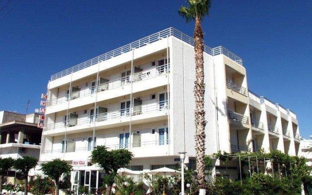 Отель Koala Hotel Греция, Кос - 2 отзыва об отеле, цены и фото номеров - забронировать отель Koala Hotel онлайн вид на фасад