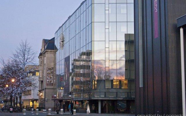 Отель Best Western Nova Hotell, Kurs & Konferanse вид на фасад