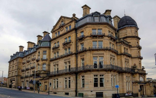 Midland Hotel вид на фасад
