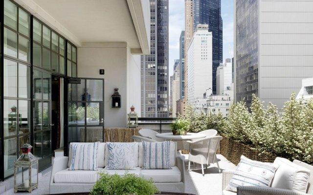 Отель The Whitby Hotel США, Нью-Йорк - отзывы, цены и фото номеров - забронировать отель The Whitby Hotel онлайн вид на фасад
