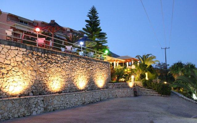 Отель Stefanos Place Греция, Корфу - отзывы, цены и фото номеров - забронировать отель Stefanos Place онлайн вид на фасад