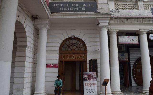 Отель Palace Heights Индия, Нью-Дели - отзывы, цены и фото номеров - забронировать отель Palace Heights онлайн вид на фасад