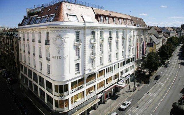 Отель SHS Hotel Papageno Австрия, Вена - 8 отзывов об отеле, цены и фото номеров - забронировать отель SHS Hotel Papageno онлайн вид на фасад