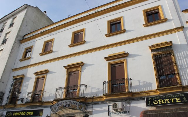 Hotel La Fonda del Califa вид на фасад