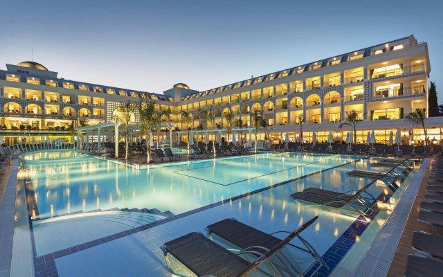 Отель Karmir Resort & Spa вид на фасад