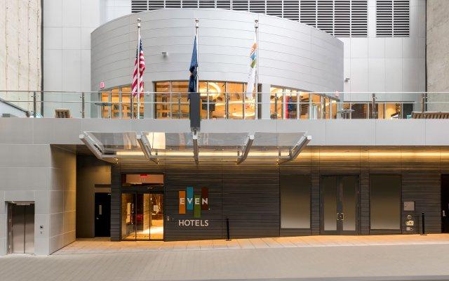 EVEN Hotel New York- Midtown East вид на фасад