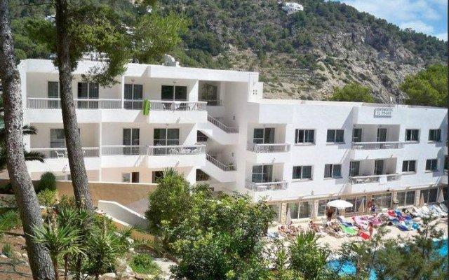 Hotel Apartamentos El Pinar вид на фасад