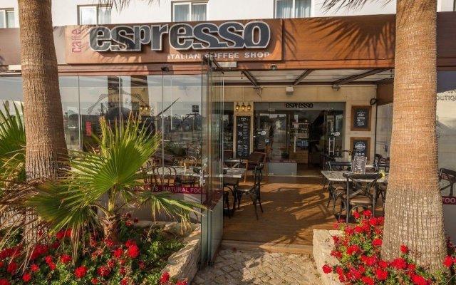 Отель Mareta Beach Boutique Bed & Breakfast вид на фасад