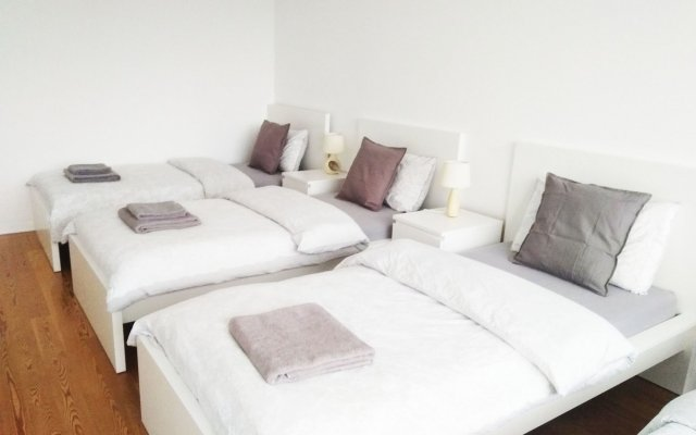 Отель Pantanal Hostels комната для гостей