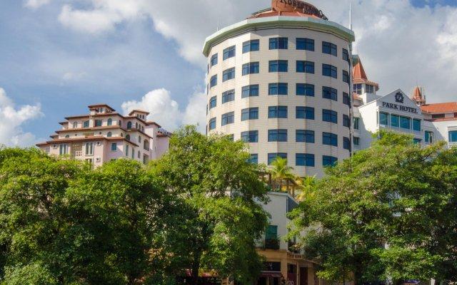 Отель Robertson Quay Hotel Сингапур, Сингапур - отзывы, цены и фото номеров - забронировать отель Robertson Quay Hotel онлайн вид на фасад