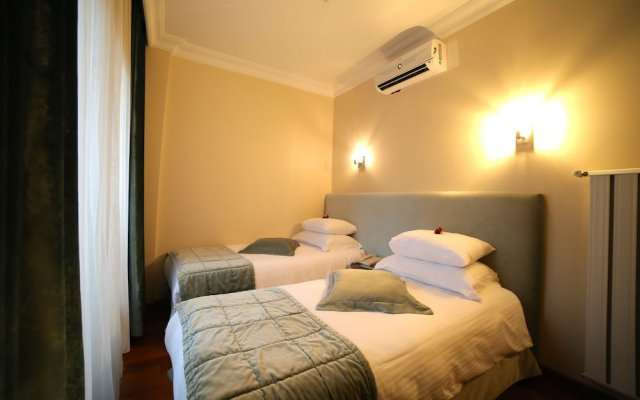 Tria Istanbul Турция, Стамбул - отзывы, цены и фото номеров - забронировать отель Tria Istanbul онлайн комната для гостей