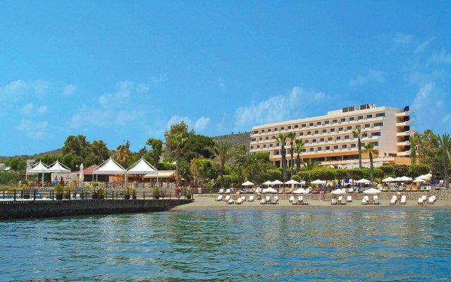Elias Beach Hotel пляж