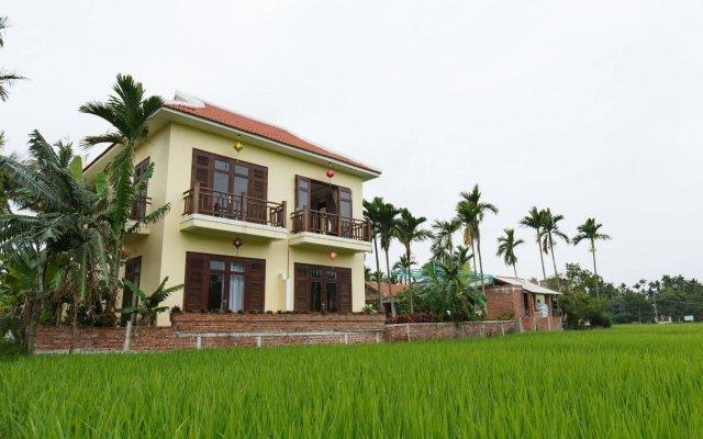 Отель Lama Villa Hoi An Вьетнам, Хойан - отзывы, цены и фото номеров - забронировать отель Lama Villa Hoi An онлайн вид на фасад