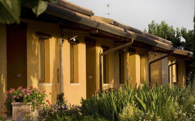 Отель Il Baio Relais Natural Spa Италия, Сполето - отзывы, цены и фото номеров - забронировать отель Il Baio Relais Natural Spa онлайн вид на фасад