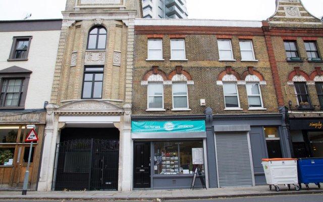 Отель LCS London Bridge Apartments Великобритания, Лондон - отзывы, цены и фото номеров - забронировать отель LCS London Bridge Apartments онлайн вид на фасад