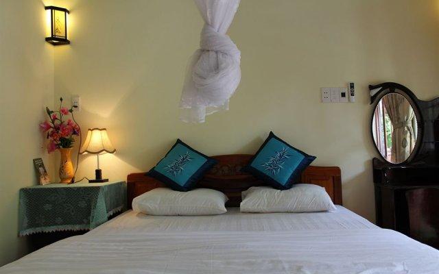 Отель Cam Chau Homestay Вьетнам, Хойан - отзывы, цены и фото номеров - забронировать отель Cam Chau Homestay онлайн комната для гостей