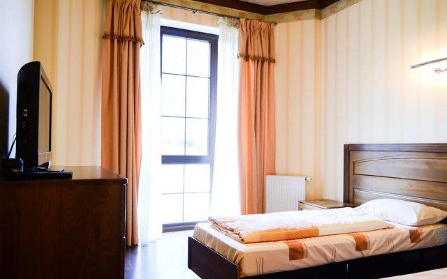 Отель Guest House Hutor Mushkino Калининград комната для гостей