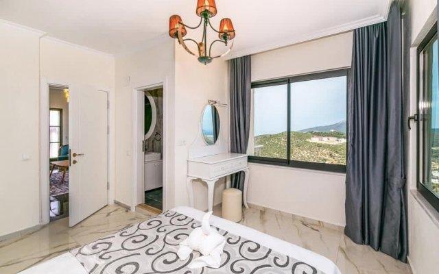 Villa Excellence Турция, Калкан - отзывы, цены и фото номеров - забронировать отель Villa Excellence онлайн комната для гостей