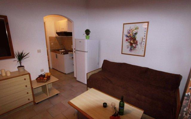 Отель Corfu Glyfada Menigos Resort комната для гостей