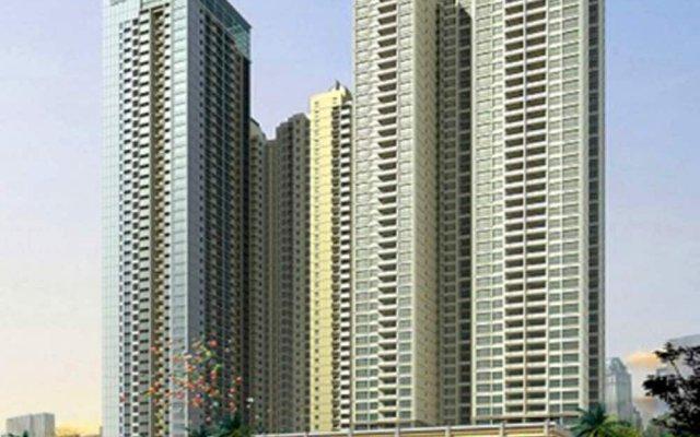 Апартаменты She & He Service Apartment - Huifeng вид на фасад