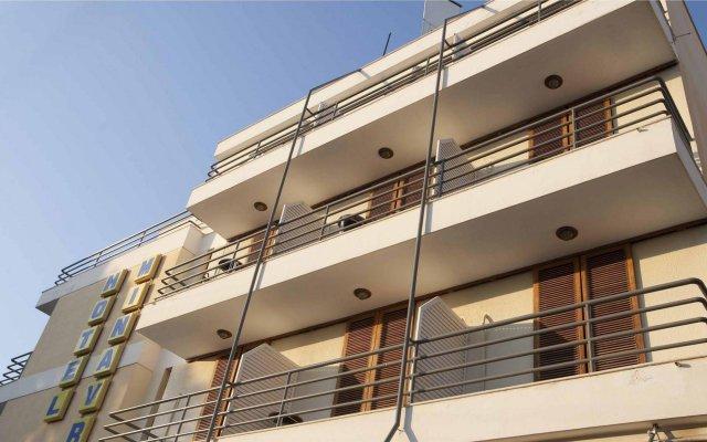 Отель Minavra Hotel Греция, Афины - отзывы, цены и фото номеров - забронировать отель Minavra Hotel онлайн вид на фасад