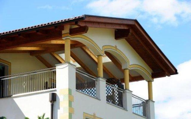 Отель Residence Sonne Сцена вид на фасад