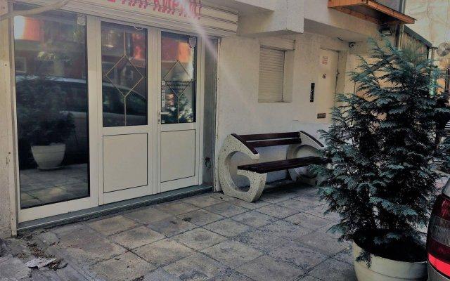 Отель Samuil Apartments Болгария, Бургас - отзывы, цены и фото номеров - забронировать отель Samuil Apartments онлайн вид на фасад