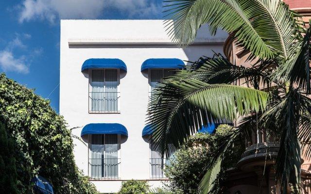 Hotel Medium Sitges Park вид на фасад