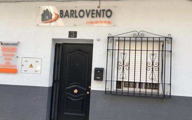 Отель Barlovento вид на фасад