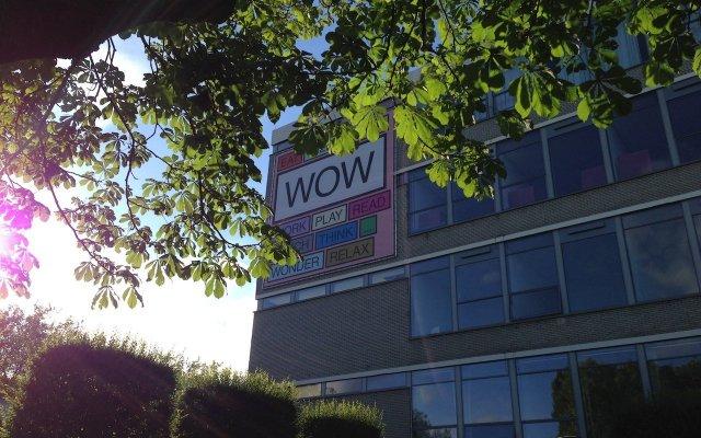 Отель WOW Amsterdam Нидерланды, Амстердам - 2 отзыва об отеле, цены и фото номеров - забронировать отель WOW Amsterdam онлайн вид на фасад