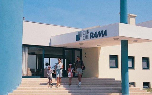 Club Hotel Rama - All Inclusive вид на фасад