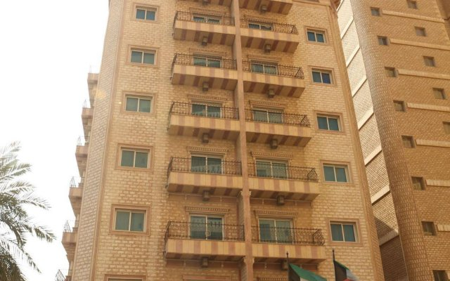 Terrace Furnished Apartments- Fintas1