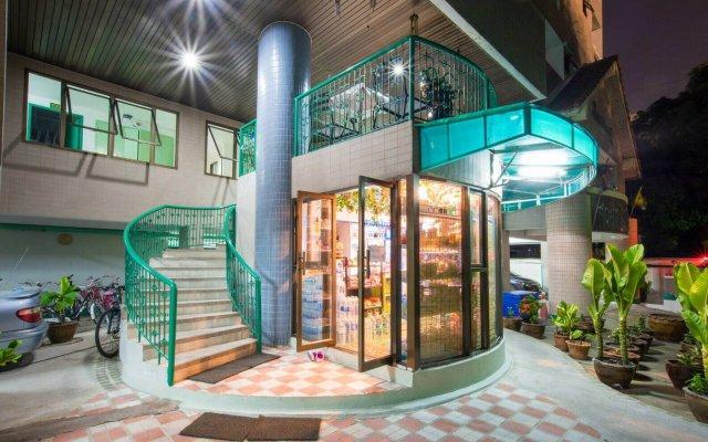 Отель Sathitsit Mansion Таиланд, Бангкок - отзывы, цены и фото номеров - забронировать отель Sathitsit Mansion онлайн вид на фасад