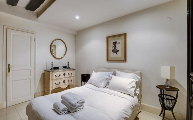 Апартаменты Louvre - Palais Royal Area Apartment комната для гостей
