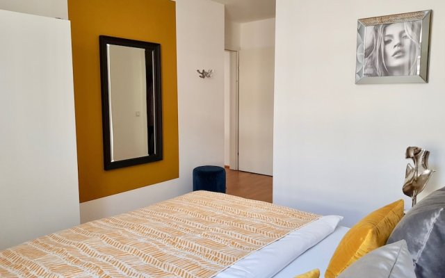 Отель Belle Art Австрия, Вена - отзывы, цены и фото номеров - забронировать отель Belle Art онлайн комната для гостей